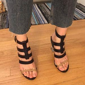🌸Maiyet Block Heel Sandal